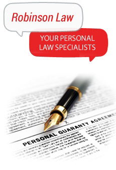 Personal Law Callout