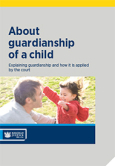About Guardianship of a Child