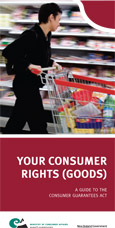 Your Consumer Rights (Goods)