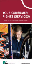 Your Consumer Rights (Services)